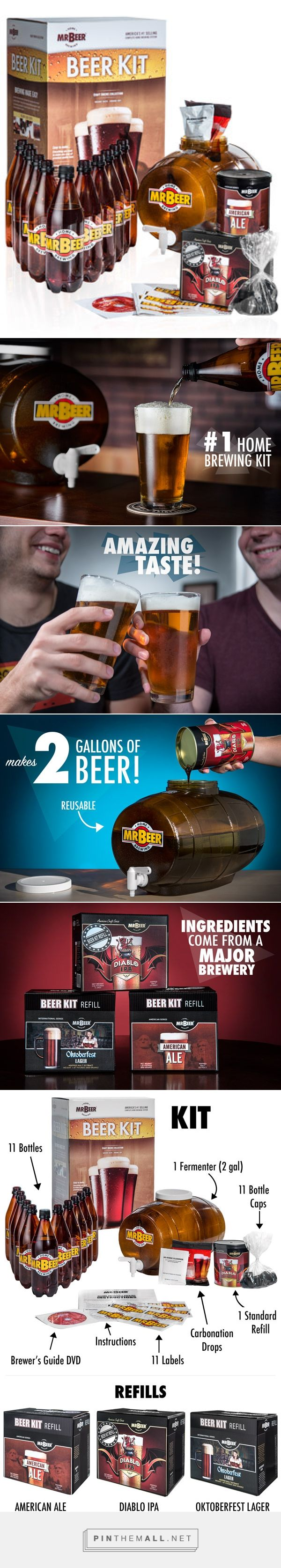 Best 25+ Beer brewing kits ideas on Pinterest | Beer brewing, How ...
