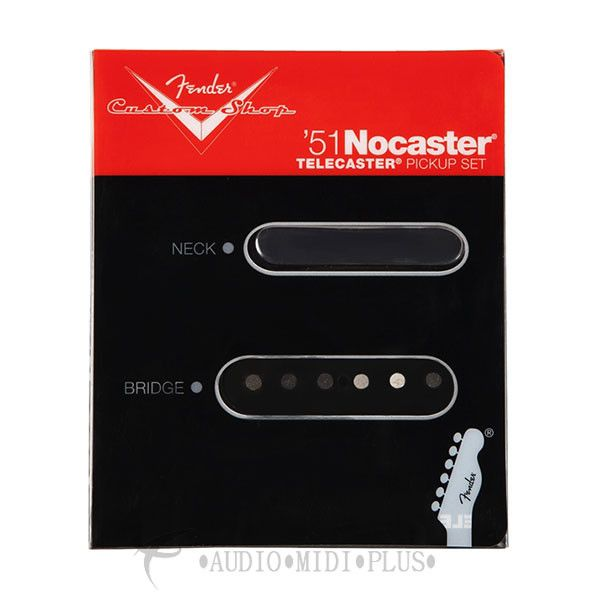 Fender Pickups & Preamps Custom Shop '51 Nocaster Tele Pickups 2 - 0992109000