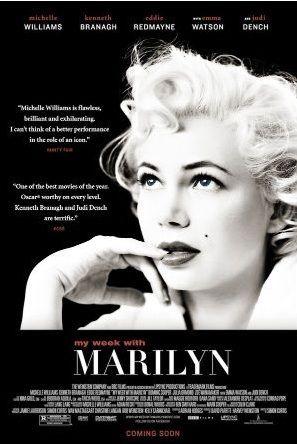 My Week With Marilyn est un film  britannique de haute qualité britannique .