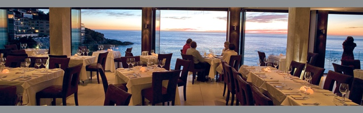 Salt at the Ambassador Hotel, Bantry Bay - exquisite view and food.