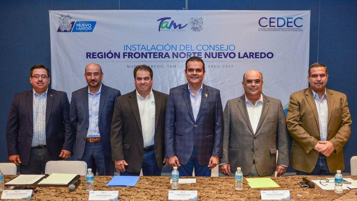 Impulsará desarrollo económico Consejo Regional Frontera Norte