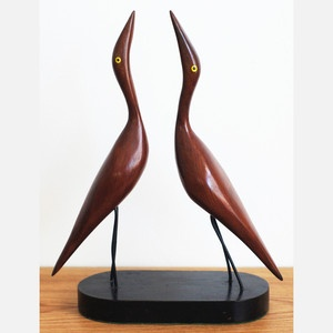 Mid-Century Bird Sculpture now featured on Fab.