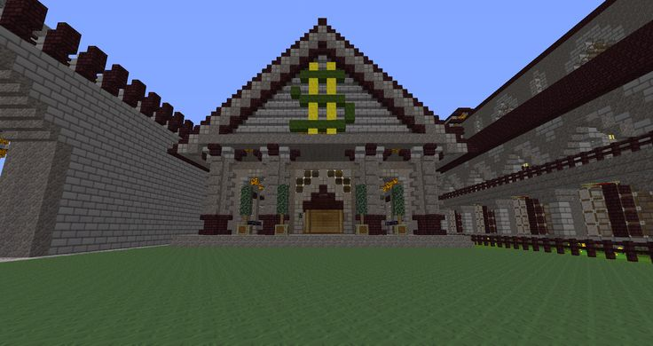 minecraft house ideas xbox 360 | This is the new bank for ...