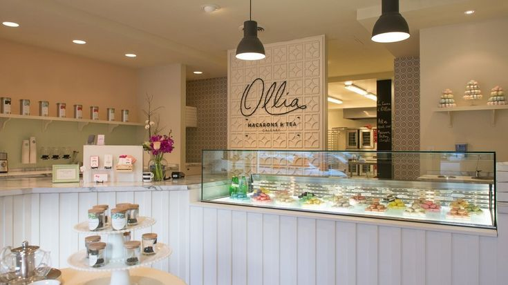 Ollia Macarons and Tea: http://sothebysrealty.ca/blog/en/2016/08/01/neighbourhood-guide-mount-royal-calgary/ #realestate #design #lifestyle