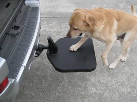 Big Dog Pet Steps Suv