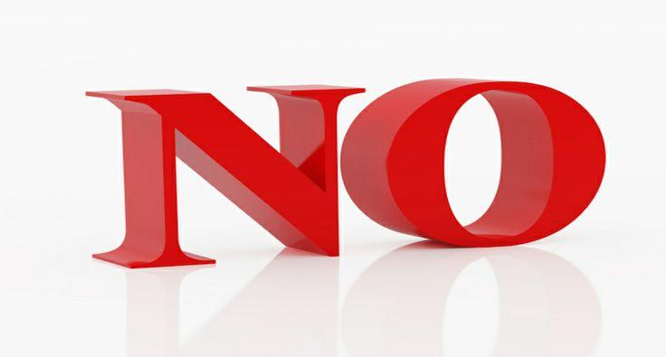 No-No's Of Social Media