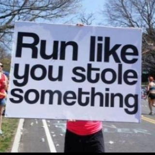 Ha!Interval Training Workouts, Fit, Remember This, Half Marathons, Marathons Signs, Funny, Running Quotes, Good Advice, Running Motivation