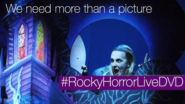Petition · 20th Century Fox Film Corporation, Lou Adler, FOX Broadcasting Company: Please release the Rocky Horror Show Live onto DVD/Blu Ray · Change.org