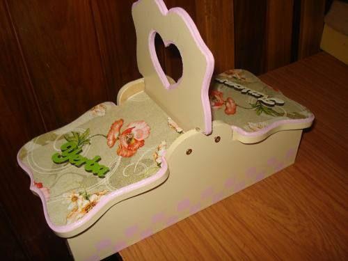 bandejas con yerbera decoupage marina - Buscar con Google