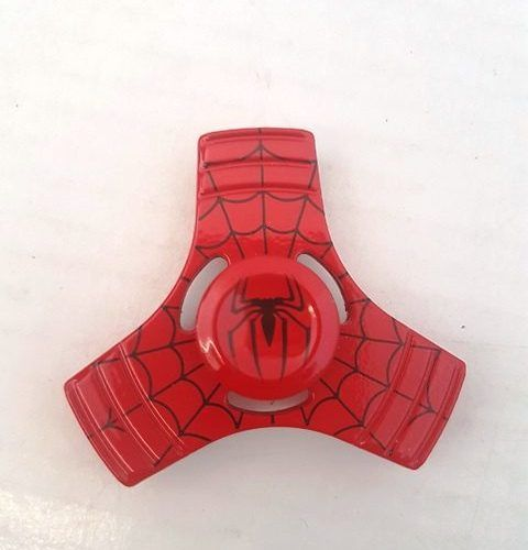 Fidget Spinner – METAL RED SPIDERMAN A small device that fits in your hand and spins around once you give it a flick with your free hand. A fidget spinner is a stress-relief toy. Ithelps people who have trouble focusing or fidgeting byacting as a release mechanism for nervous energy or stress. Shop online for only R240 delivered anywhere in South Africa. Spinners are for adults too and come in a variety of different colours and shapes…