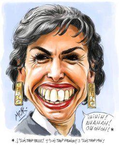 Rachida Dati Dân biểu nghị  viện Châu Âu