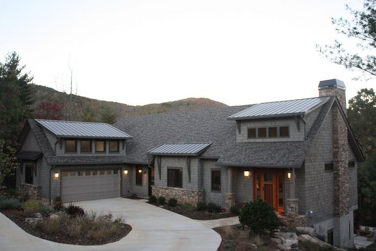 46 best f f residential projects images on pinterest for Asheville mountain homes