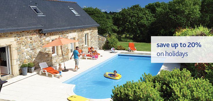 Brittany Ferries 'Save up to 20% on 2016 Holidays' offer begins today. That includes up to 20% OFF at their selected chalet camping park sites in France, Spain & Portugal. It's a great way to qualify for a cheaper ferry crossing price too.