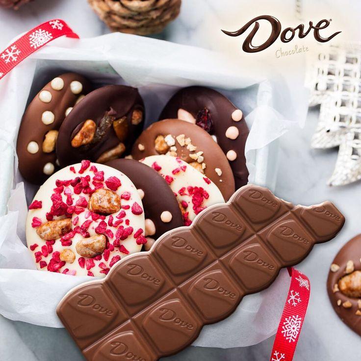 Dove Mexico - Los mejores regalos tienen sabor a Dove Chocolate