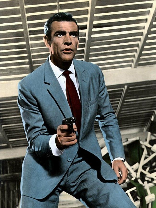 Image result for james bond characters