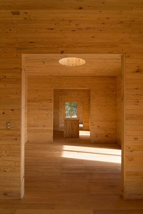 Meri house by Pezo von Ellrichshausen