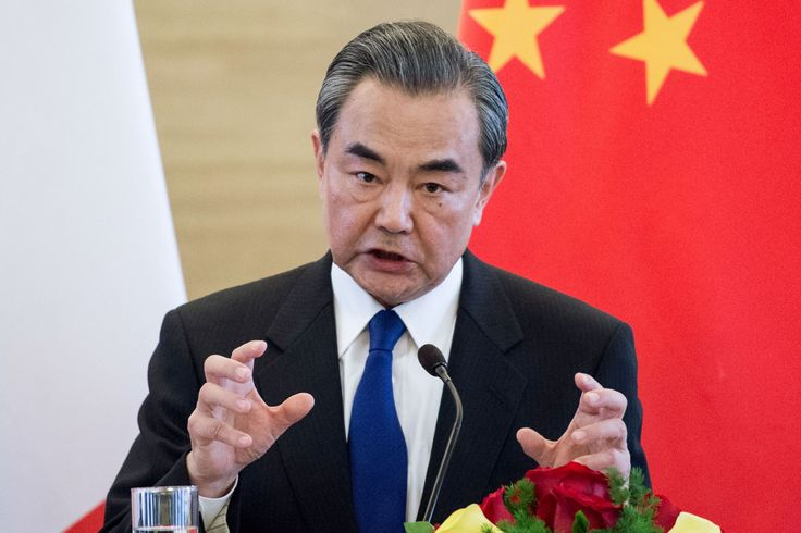 China's foreign minister has told his North Korean counterpart that Pyongyang should stop carrying out nuclear and missile tests, hours after fresh sanctions were agreed by the United Nations Security Council.