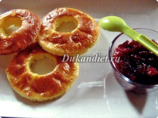 Пончики   Диета Дюкана