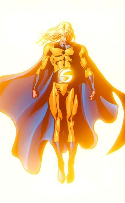 The Sentry (Marvel) has the ability to generate, control, and emit photon particles of light. The power to manipulate light. Sub-power of Electromagnetism Manipulation and EM Spectrum Manipulation. The opposite of Darkness Manipulation.