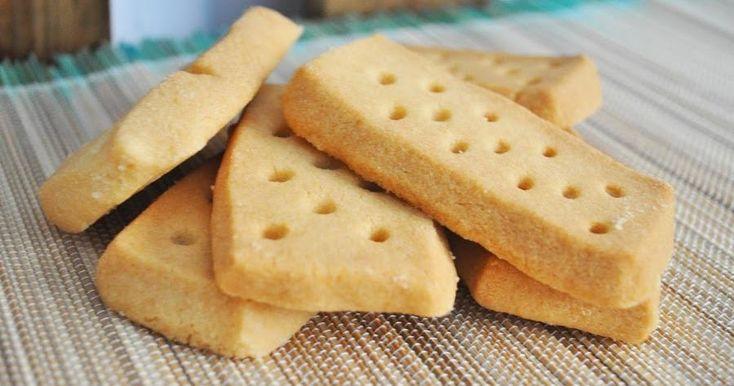 Galletas de mantequilla iguales a las de la conocida marca británica