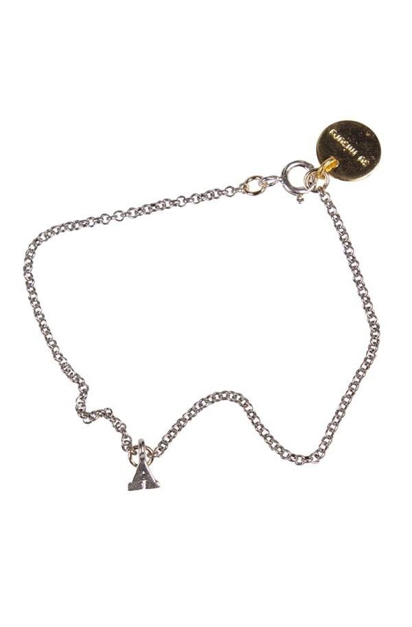 Su Misura - Chain Letter Bracelet