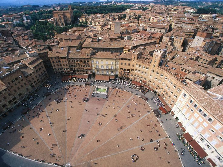 Sienna, Italy.  Been there.