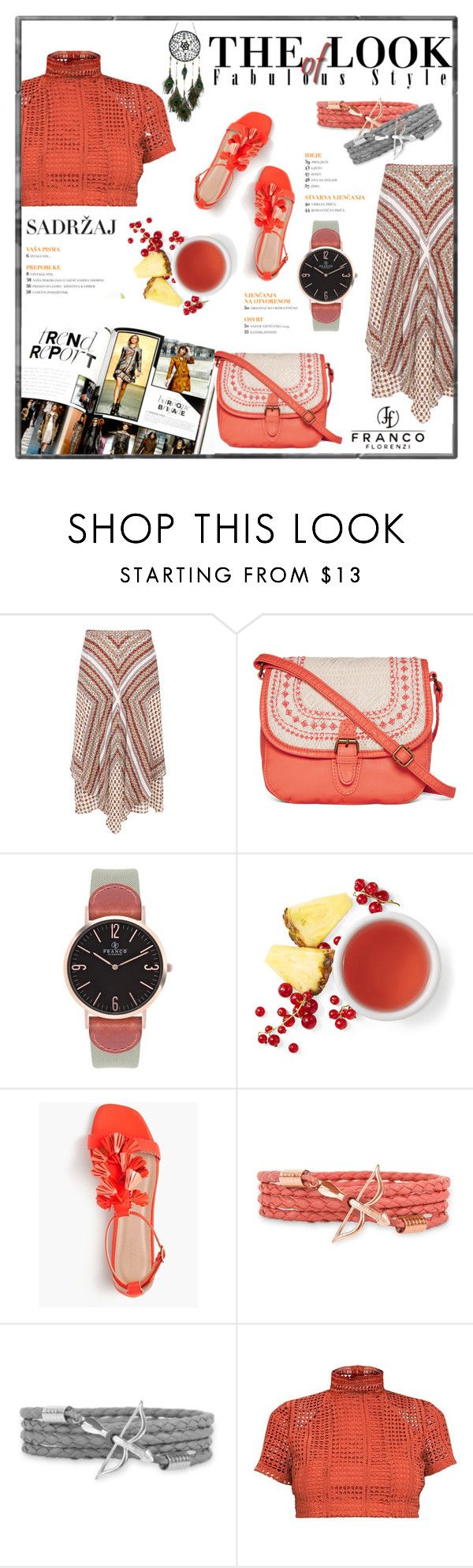 """""""Win $50 from Franco Florenzi"""" by atikazahra on Polyvore featuring 10 Crosby Derek Lam, T-shirt & Jeans, VIcenza, J.Crew, chic, boho and fabulous"""