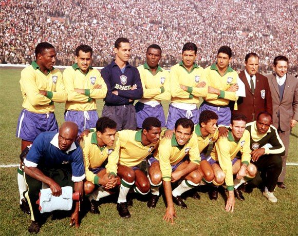 Brazil national football team,World cup 1962