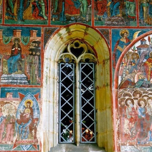Monastery, Romania