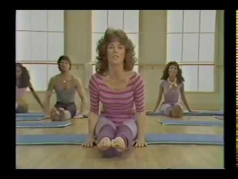 Classic! Jane Fonda first ever workout classic from 1982 - YouTube