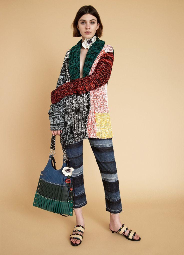 Sonia Rykiel, Resort 2018 :: The Wonderful World of Fashion