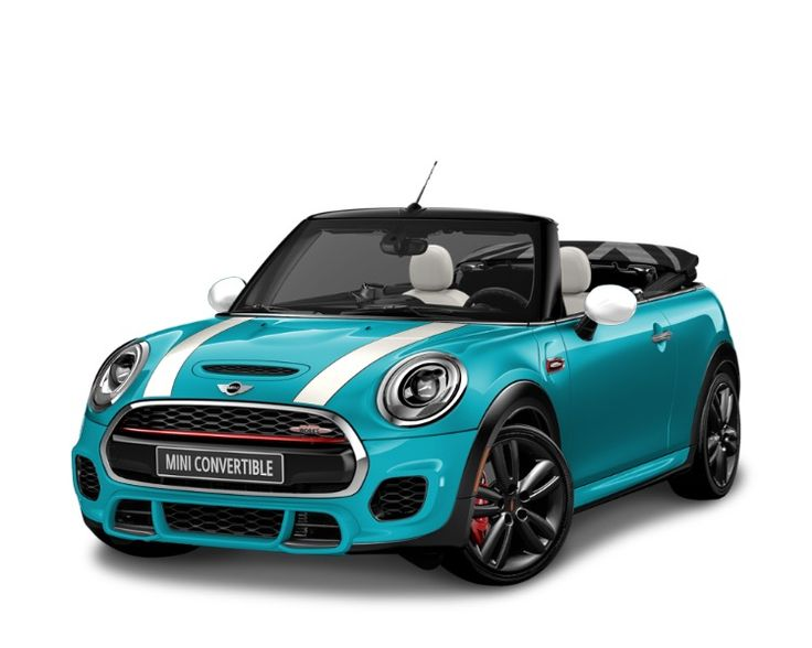 MINI Cooper John Cooper Works Convertible