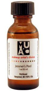 Jessner's Peel, Jessner Peel, Jessner At Home Chemical Facial Skin Peel