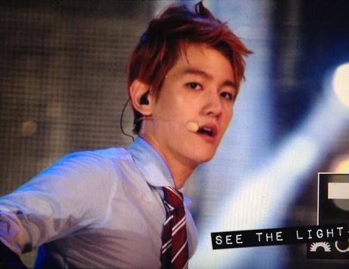Baekhyun @MTV World Stage