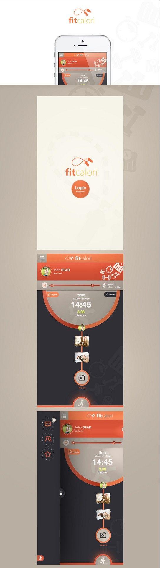 #gomo #mobile #design