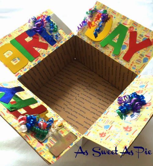 Diy 18th Birthday Gifts For Boyfriend: Best 25+ Birthday Box Ideas On Pinterest