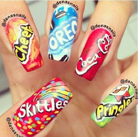 Junky-nails:p