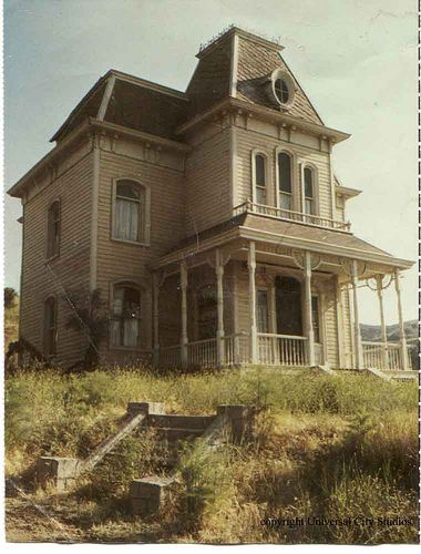Norman Bates, Psycho House