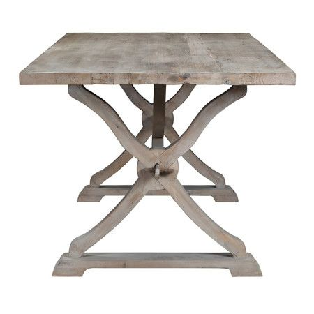 646 Mesa De Separacion Joss And Main Albridge Dining Table In Gray Wash