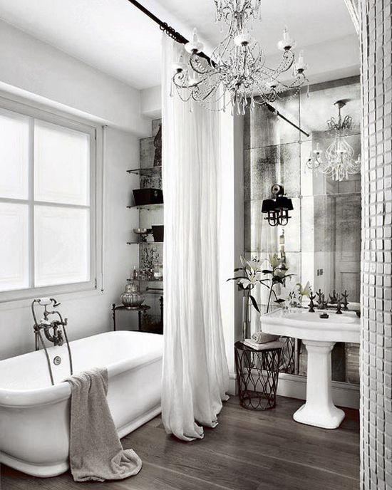 How To Choose The Perfect Shower Curtain