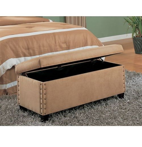 96 best Shoe Storage Ottoman Bench images on Pinterest | Master ...