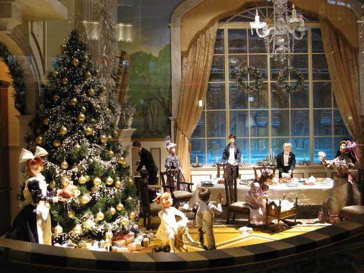 30 best Macy's Christmas window displays images on Pinterest ...