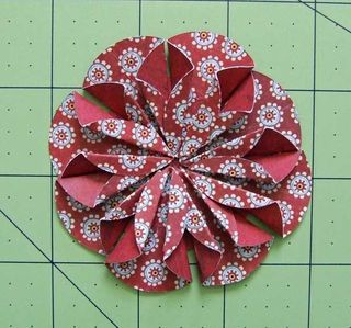 paper flower - how to