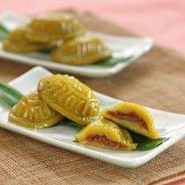 KUE KU PISANG COKELAT http://www.sajiansedap.com/mobile/detail/18593/kue-ku-pisang-cokelat