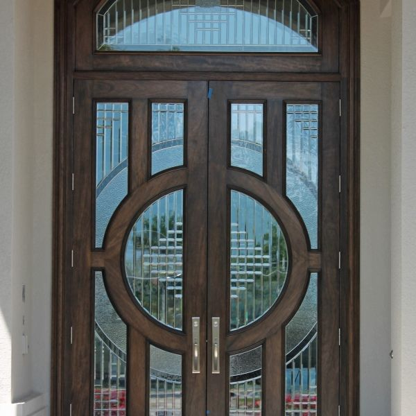 Leaded Door (3)