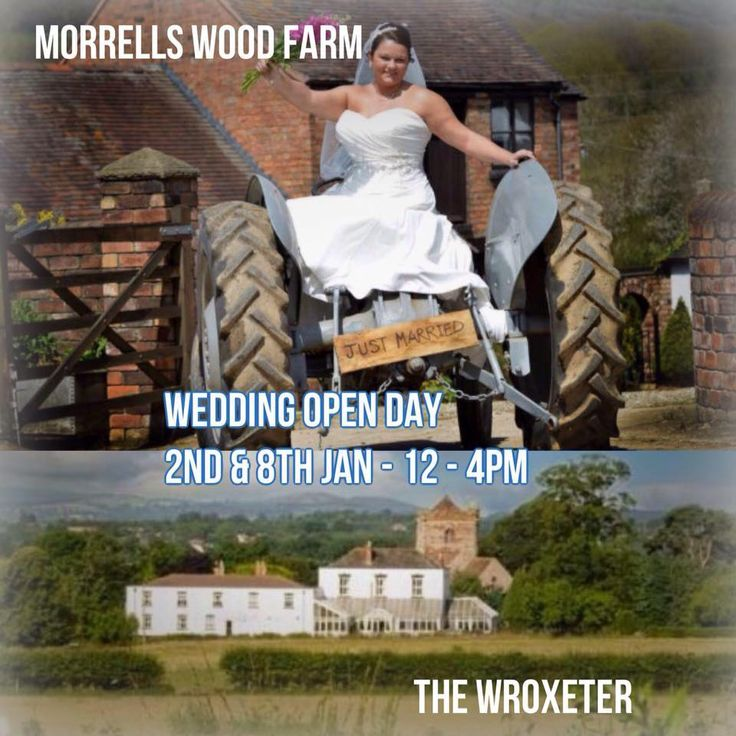 Wedding Open Day - 2 Venues in 1 Day Country house hotel, farm or tipis....whatever your dream day looks like we can advise, help and plan the perfect wedding that reflects your unique relationship. See two distinct venues and options for tipi or festival weddings all within 4 square miles!
