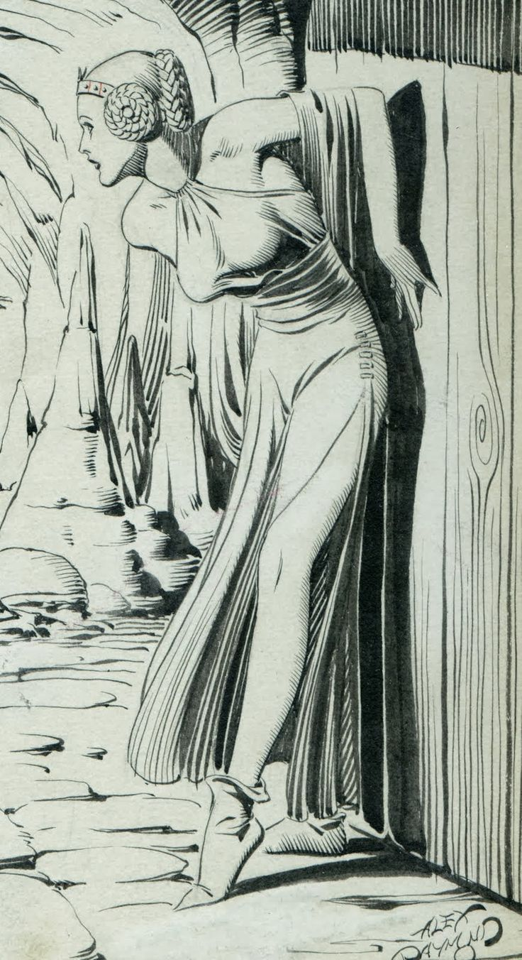 Void architecture pictures to pin on pinterest pinsdaddy - Garret S Drawing A Day Blog Alex Raymond