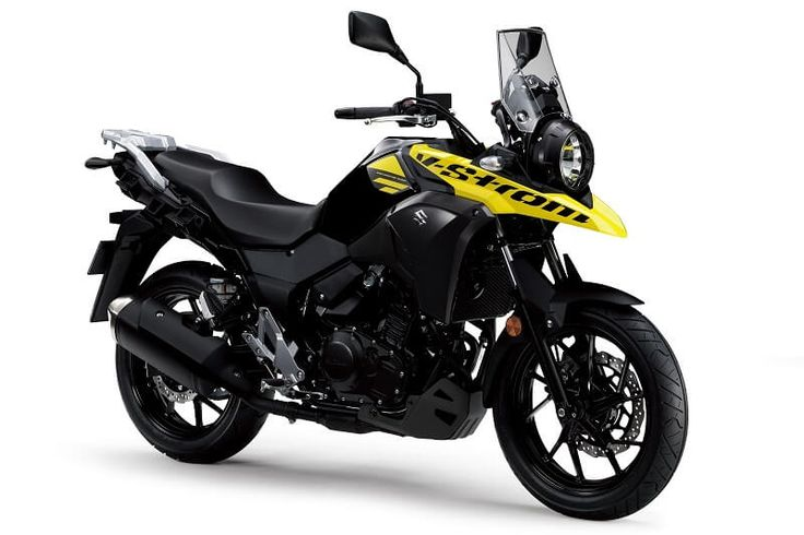 Upcoming Suzuki V-Storm Bikes