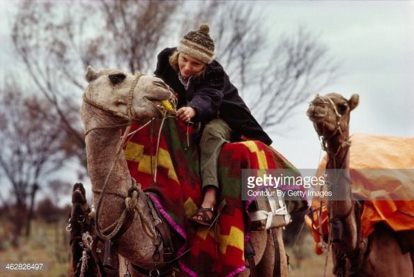 robyn davidson national geographic photos  Google Search