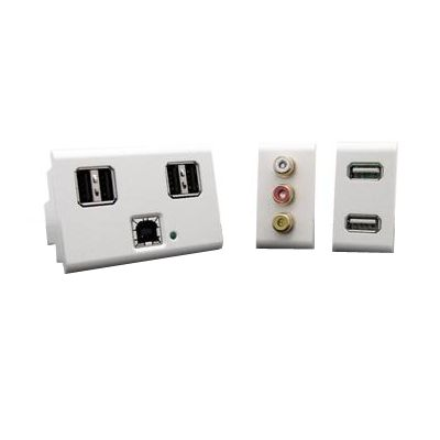 Electical & data softwiring & accessories for office workstations & office desks